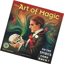 2016 Art of Magic Wall Calendar