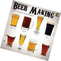 2016 Beer Making Wall Calendar