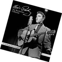 2016 Elvis: The Wertheimer Collection Wall Calendar