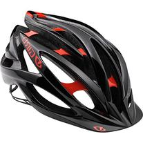 Giro Fathom Helmet Bright Red/Black, L