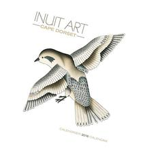 2016 Inuit Art Cape Dorset Wall Calendar