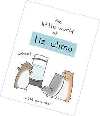 2016 Little World of Liz Climo Wall Calendar