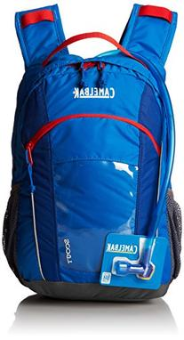 Camelbak Products 2016 Scout Hydration Backpack, Superhero,