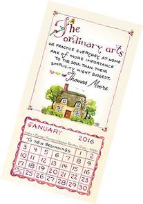 2016 Susan Branch Magnetic Calendar