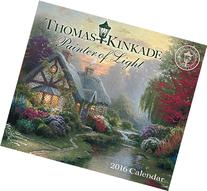 2016 Thomas Kinkade Painter of Light Day-to-Day Calendar