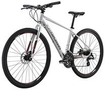 Diamondback Bicycles 2016 Trace Complete Dual Sport Bike, 22