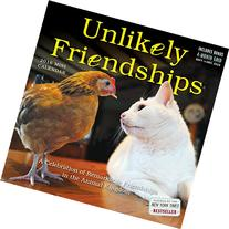 2016 Unlikely Friendships Mini Wall Calendar