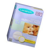 Lansinoh 20265 Disposable Nursing Pads, 60-Count