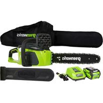 Greenworks 20312 40V G-MAX Cordless Lithium-Ion DigiPro