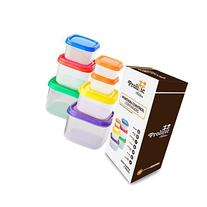 21 Day Fix Container Set by Prolific Kitchen - 7 Piece