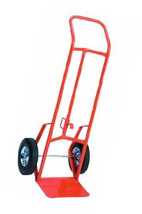 Wesco 210349 156DH Drum and Hand Truck, Moldon Rubber Wheels