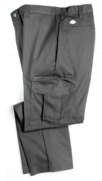 Dickies Mens 2112372 Cargo Pant - UNIQUE INSEAMS-BLACK-50x30
