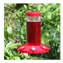 Perky-Pet 220 The Grand Master 48-Ounce Hummingbird Feeder