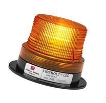 Federal Signal 220260-02 Firebolt LED Beacon, Class 2,