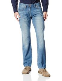 Lucky Brand Men's 221 Original Straight Leg Jean in Katmai