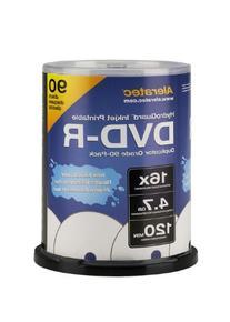 Aleratec 230116 16x Duplicator Grade HydroGuard DVD-R