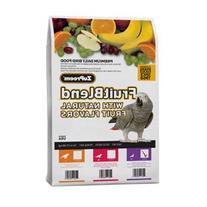 ZUPREEM 230340 Fruitblend Medium Tiel Caged Bird Food, 35-