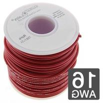 STELLAR LABS 24-15952 16AWG AUTOMOTIVE PRIMARY WIRE 50FT