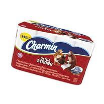 24 Regular Roll, Charmin Ultra Strong
