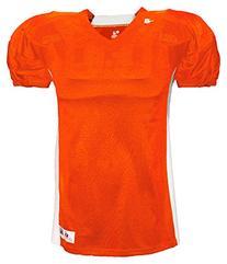 2488 Badger Youth East Coast Football Jersey - Burnt Orange