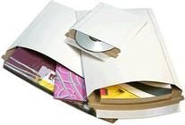 100 - 7x9 RIGID PHOTO ~ MAILERS ENVELOPES STAY FLATS