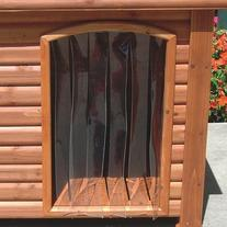 Precision Pet Outback Dog House Door