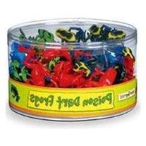 Safari 261929 Poison Dart Frogs in Bin Animal Figure
