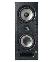 Polk Audio 265-RT 3-way In-Wall Speaker - The Vanishing