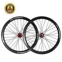 ICAN 26er Fatbike Carbon Wheelset Clincher Tubeless Ready