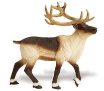Safari 277929 Reindeer Animal Figure - Pack Of 3