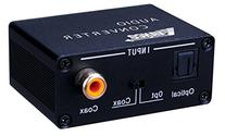 Vanco 280565 Digital Audio Converter with Dual Outputs