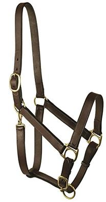 GATSBY LEATHER COMPANY 282987 stable Halter with Snap