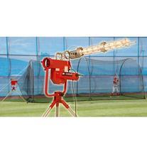 Heater Sports 24 ft. Pro Pitching Machine & Xtender Batting