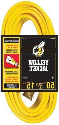 Yellow Jacket 2884 12/3 Heavy-Duty 15-Amp SJTW Contractor