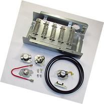 3977393 DRYER REPAIR KIT W/ ALL FUSES AND BELT WHIRLPOOL