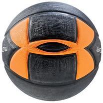 Under Armour 295 Spongetech Basketball, Black/Orange,