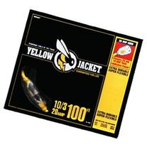 2 Pack Yellow Jacket 2992 20-Amp Generator Cord with T-Blade