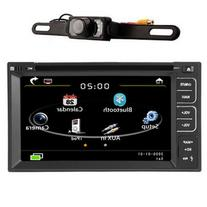 Ouku 6.2 Inch 2din TFT Screen In-dash Car DVD Player Support