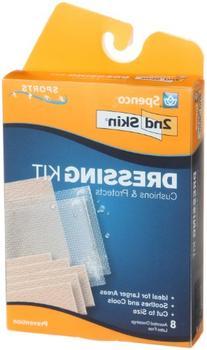 Spenco 2nd Skin Dressing Kit Bandages for Blister Protection