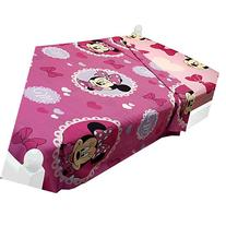 2pc Disney Minnie Mouse Twin Sheet Set Cameo Hearts Twin