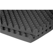 Auralex 2SONO48CHA 2 Sonomatt Foam Panel, 48  2- 4'x8'x2,