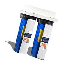 Aquaboon 2Stage 20In. Big Blue Whole House Filtration System