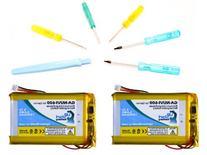 2x Pack - Garmin Nuvi 680, 350, 670, 660, 650, 660FM, 300,