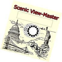 3 ViewMaster Classic Vintage 3D Reels -Juneau, Alaska