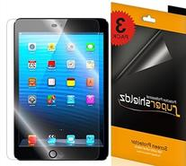 Supershieldz For Apple iPad Mini 3 / iPad Mini 2 / iPad