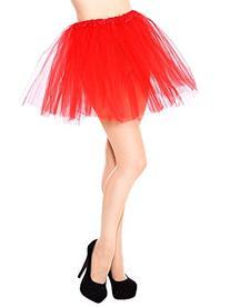 Simplicity Princess Dressing Ballerina Skirt 3 Layer Mini