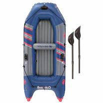 3-Person Double Lock valves Inflatable Boat/Kayak Airtight