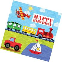 On The Go Lunch Napkins Happy Birthday 3 Ply