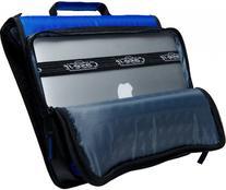 Case-it Universal 2-Inch 3-Ring Zipper Binder, Holds 13 Inch