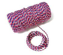KINGLAKE 328 Feet Cotton Baker's Twine Crafts Twine Gift